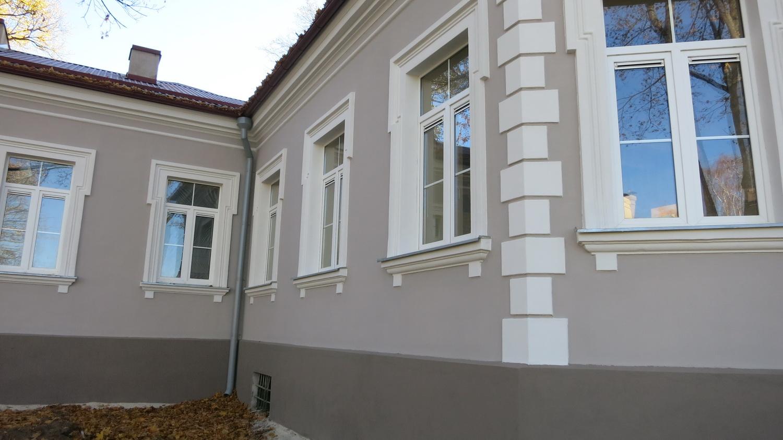 Fasado Renovacijos Darbai