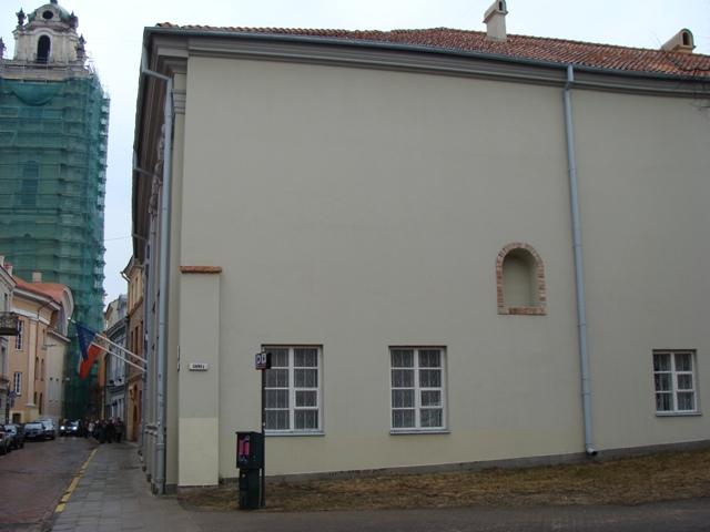 Fasado Renovacija - Lenkijos Ambasada