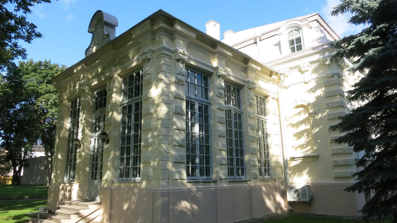 Fasadao Apdailos Darbai - Baltarusijos Respublikos Ambasada